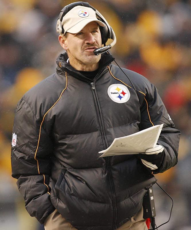 Cowher said he's not coaching this year, but this job has to tempt him to go back on his word. The Chargers would have to work something out with the Steelers, but philosophy-wise this hire would makes sense.