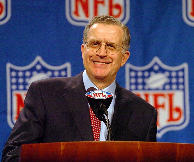 NFL Commissioner <br> 1989-2006
