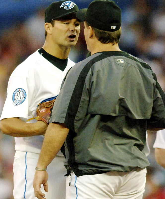 Gibbons would have to have a <i>Deathwish</i> to agree to manage Lilly again. The two came to blows during a Blue Jays game last August. Lilly has since moved on to the Cubs.