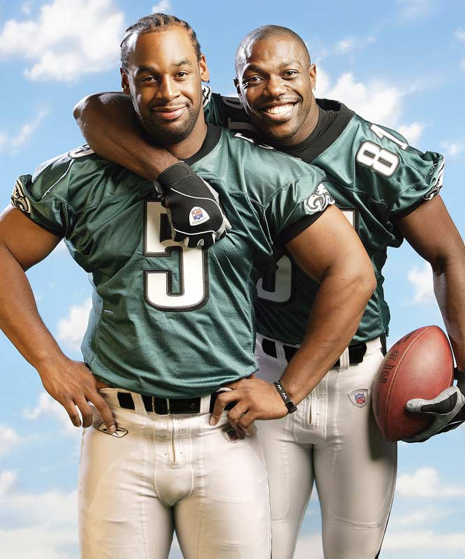It's easy to picture McNabb telling his former teammate, <i>Don't Stand So Close To Me</i>. But together they took the Eagles to a Super Bowl in 2004. Apart, Owens has struggled in Dallas while McNabb has endured the humiliation of being outplayed by his backup, Jeff Garcia.