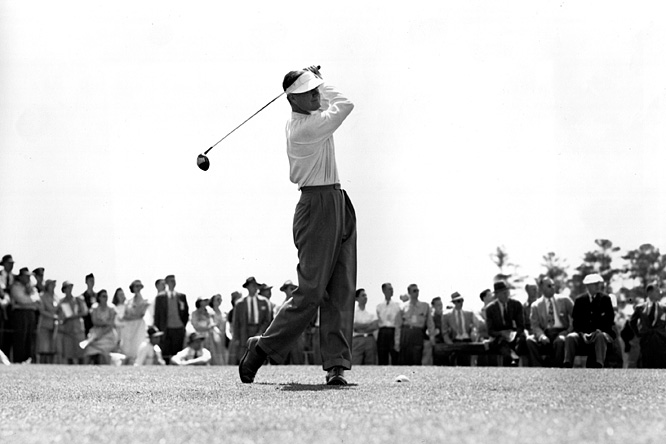 Byron Nelson's 11 consecutive PGA Tour wins in 1947.