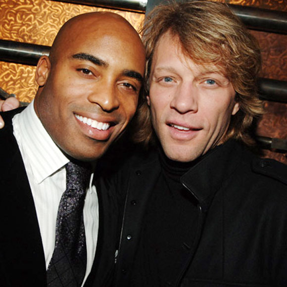 People have been wondering if Tiki Barber will join NBC or ABC/ESPN. He ditched both to join Bon Jovi.
