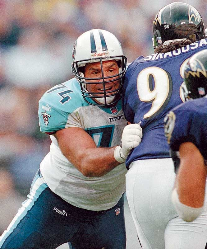Selected as guard on NFL's all-decade team of the 1990s. ... Was voted All-Pro nine times. ... Voted to first of 14 consecutive Pro Bowl teams (nine at guard, five at center) following 1988 season, tying Hall of Famer Merlin Olsen for most ever. ... Played in more games than any positional player in NFL history.