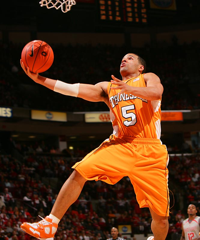Chris Lofton, G, Tennessee <br>6-2, Jr.<br><br>The Vols sharpshooter was named SEC Player of the Year after averaging 20.6 points and shooting 41 percent from beyond the arc. The Vols struggled without Lofton on the floor, going 1-3 during a stretch when he was injured. They recovered to win seven of their final eight upon his return.