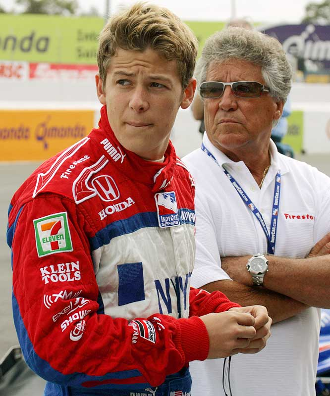 At 20, can Andretti become the youngest champion in IndyCar history?