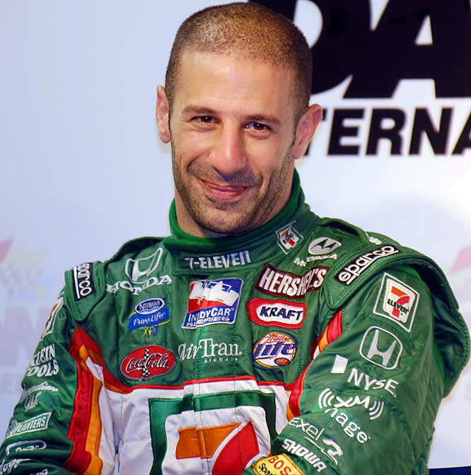 Sixth in '06, Kanaan will be going all out to win second IndyCar championship in '07.