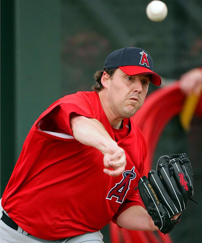 With Bartolo Colon working his way back from an injury, John Lackey is the unquestioned staff ace and a great pitcher in his own right.