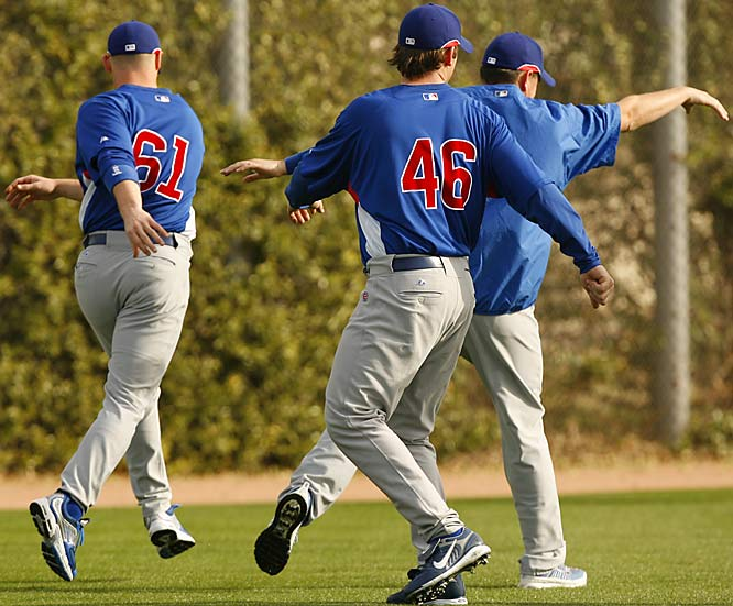 Closer Ryan Dempster goes against the grain.