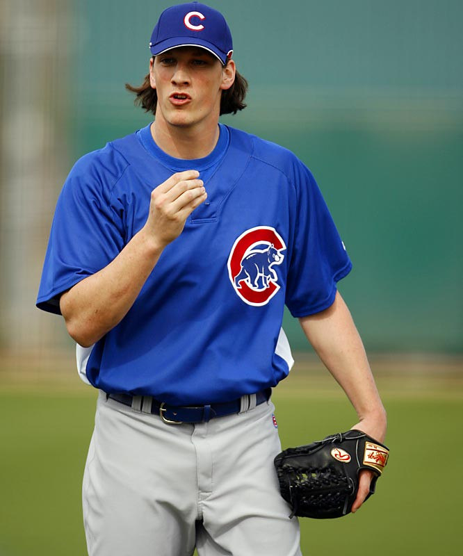 Former Notre Dame football star Jeff Samardzija signed with the Cubs for $10 million over five years.