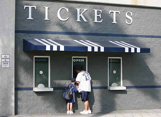Any tickets left?