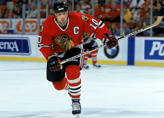 Birthplace: Hingham, Mass.  NHL career: 1991-2007