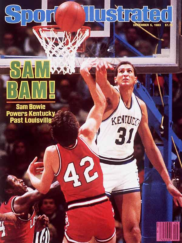 Blazers GM Stu Inman, for drafting Sam Bowie over Michael Jordan