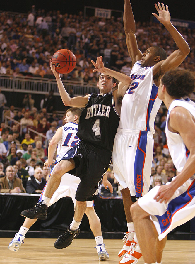 Junior A.J. Graves had 11 points on 4-of-13 shooting for Butler.