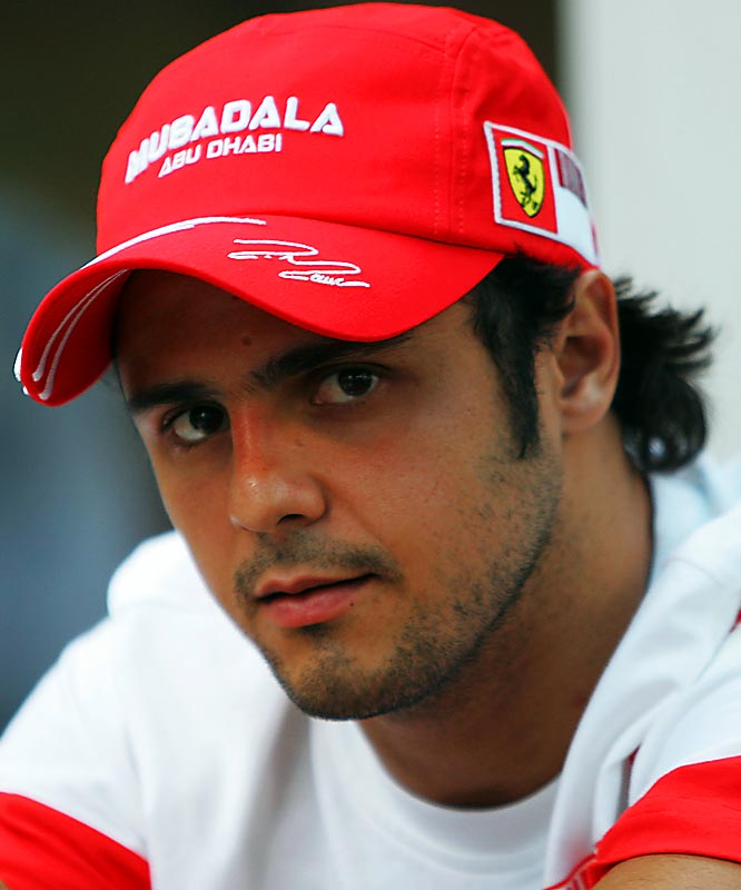 He had a strong season with Ferrari in 2006 and it will be looking for him to be in the championship hunt.
