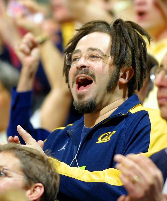Before he was frontman for Counting Crows and The Himalayans, Adam Duritz was a lowly undergrad at Cal-Berkeley.