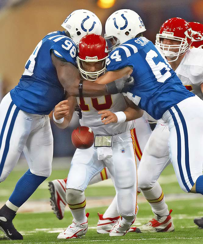 The Chiefs and Dolphins have talked about a trade for Green, and teams such as the Browns and Lions would make sense as a fit. Green is due $7.2 million next year, so he'll have to renegotiate his deal to make any kind of move possible. Kansas City reportedly wants a second-round pick for the 14-year veteran.