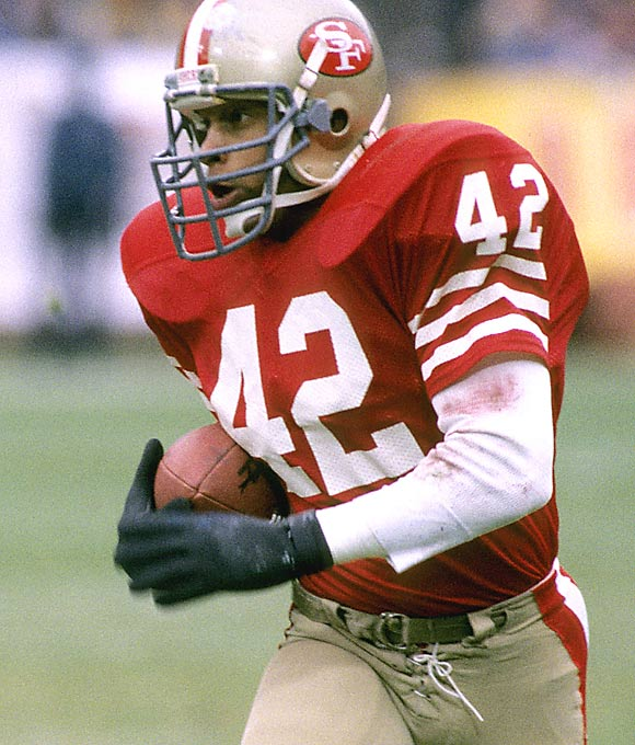 The 49ers's Bill Walsh knew he needed help in the secondary, so he landed safety Ronnie Lott in the first round, Pro Bowl CB Eric Wright in the second and Pro Bowl S Carlton Williamson in the third round.  While the Niners' offense got most of the attention in the '80s, this group was a huge part of three Super Bowl teams.