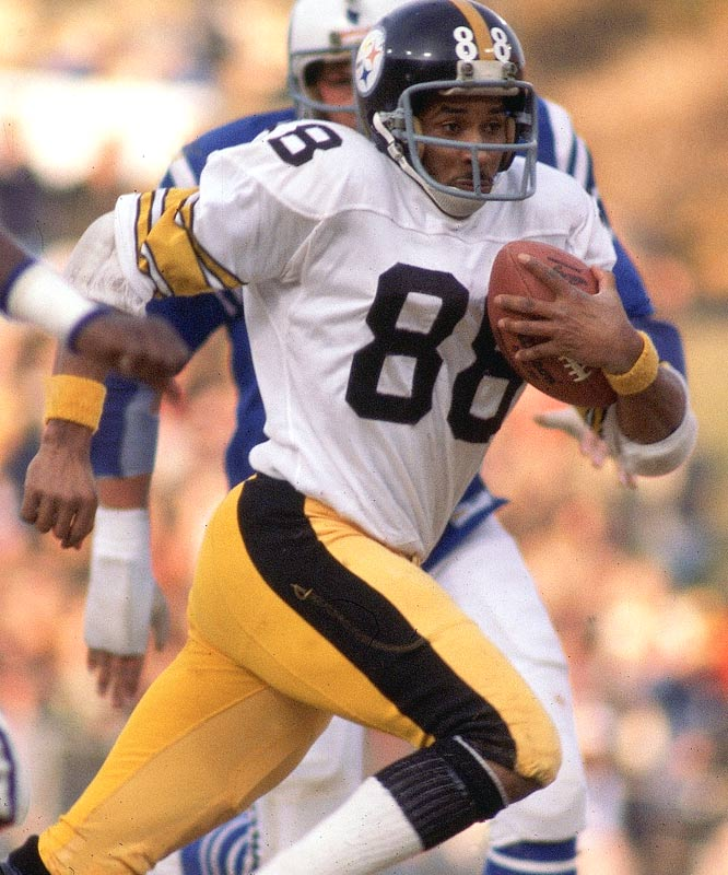 The Steelers nabbed Hall of Fame WR Lynn Swann in the first round, HOF LB Jack Lambert in the second, HOF WR John Stallworth in the third and HOF C Mike Webster in the fifth. No other team's single draft class has had more than two Hall of Famers.