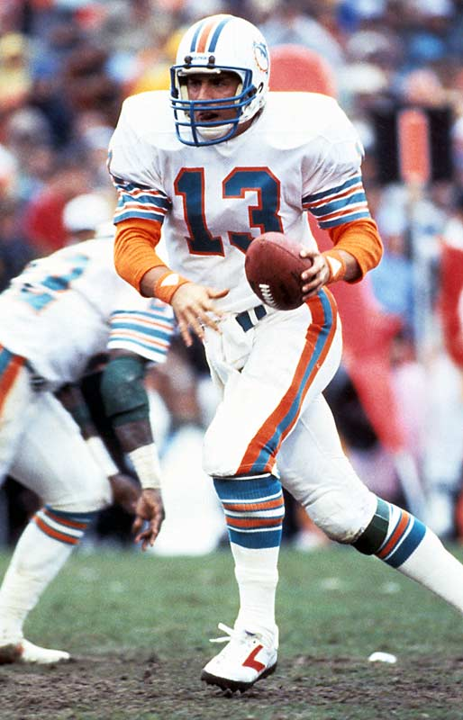 Marino didn't start until Week 6, but he was brilliant once he took over the team. He posted a then record-96.0 passer rating and was selected to the Pro Bowl. He'd be higher on the list, but his Dolphins were upset by the Seahawks in the AFC divisional playoffs after reaching the Super Bowl the season before Marino arrived.
