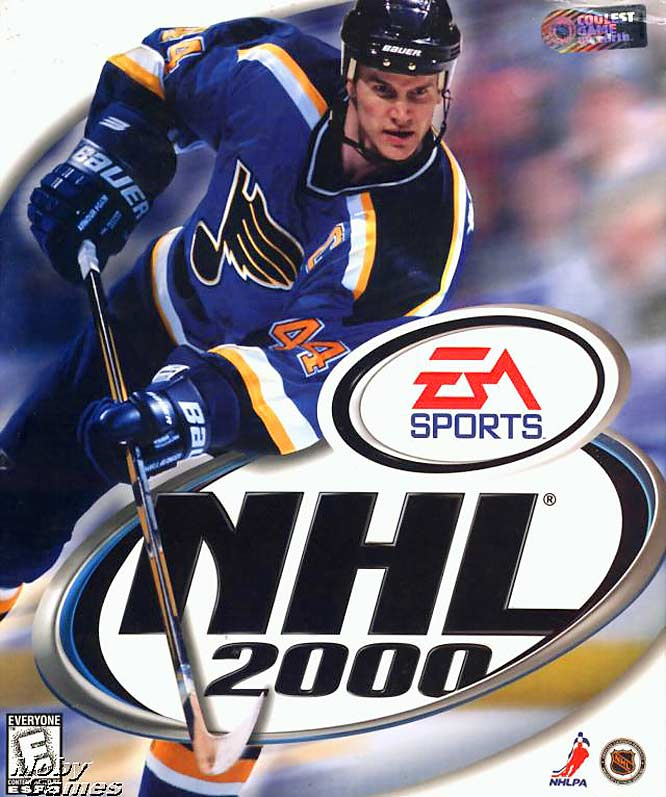 Pronger may be the only exception in a seven-year span of jinxed NHL cover boys, posting a career-high 14 goals and 62 points following his cover appearance. However, he would miss nearly the entire 2002-03 season, requiring a high-risk surgery on his left wrist that threatened to end his all-star career.