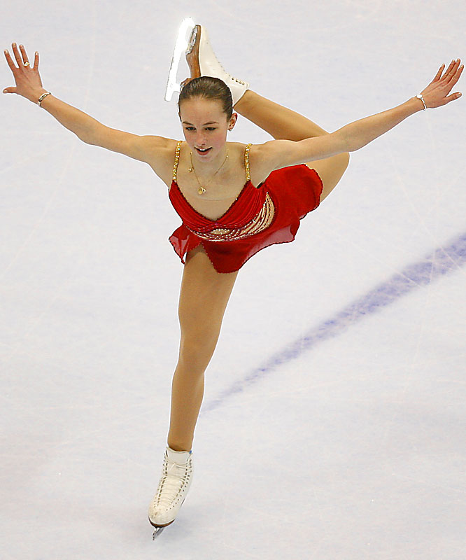 The swift, graceful 17-year old is the reigning U.S. women's champion and 2006 world champion. She continued her year-long roll by winning the gold at the Four Continents Championship in Colorado Springs on Feb. 10.