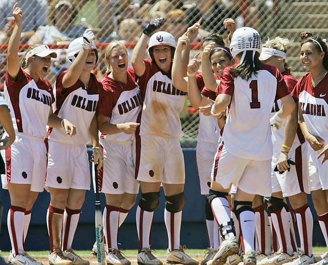 The 64-team tournament starts this weekend, but the Sooners (52-6) are currently ranked No. 1 in the latest ESPN.com/USA Softball Top 25 Poll.