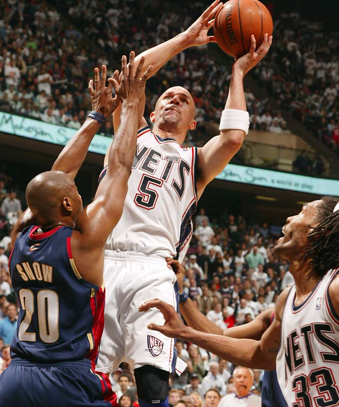 Whether the Nets bring back Vince Carter could affect what they do with Kidd, 34, whose value won't get any higher after he produced a standout regular season and averaged a triple double in 14 playoff games. Kidd, who was nearly dealt to the Lakers at the trade deadline, has two years and $41 million remaining on his contract.