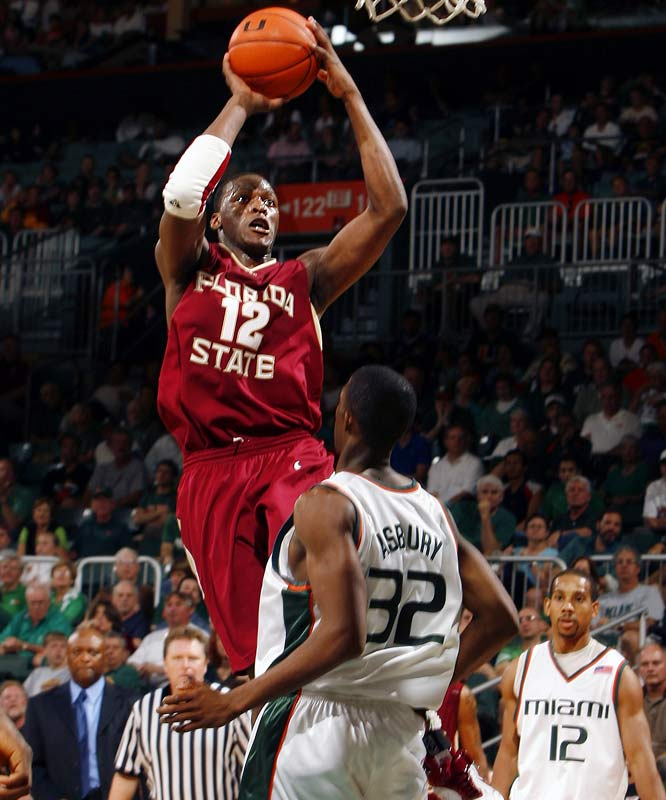 The prototype small forward averaged nearly 20 points a game last season and was a third-team All America.