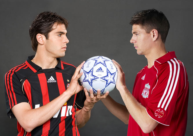There are two obvious remarkable facts when AC Milan and Liverpool square off in the Champions League final on Wednesday: 1) It's a rematch of the 2005 final, perhaps the greatest ever played; 2) it's quite possibly the most unlikely matchup in the tournament. Neither club came anywhere near winning their domestic leagues. But both teams -- Milan electrified by Kaká (left), Liverpool steadied by Steven Gerrard -- earned the right to play for the European Cup in Athens. Here's how they got there.