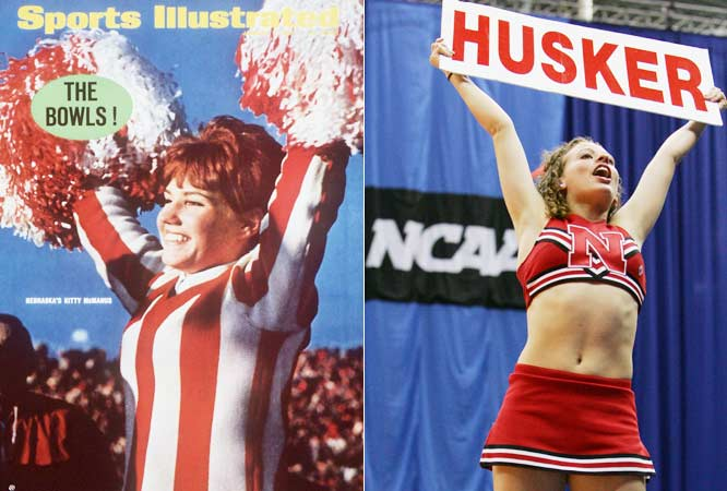 Cheerleading has come a long way since its inception in the 1880s (when it was an all-male sport). How far? SIOC went into our photo database to see how the sport -- and outfits -- have evolved over the years.