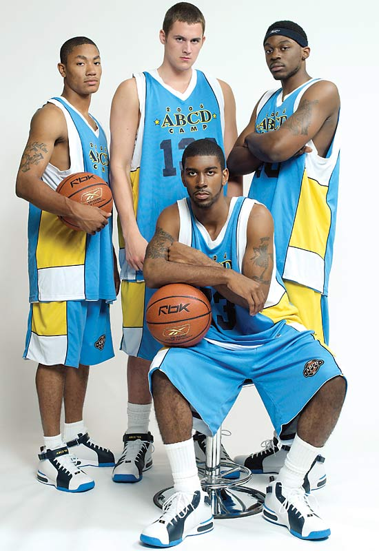 Entering the 2006-07 season, the quartet of O.J. Mayo, Kevin Love, Derrick Rose and Bill Walker were among the top recruits in the Class of 2007. Walker graduated early and joined Kansas State before tearing his ACL, while the other three put together terrific senior seasons.