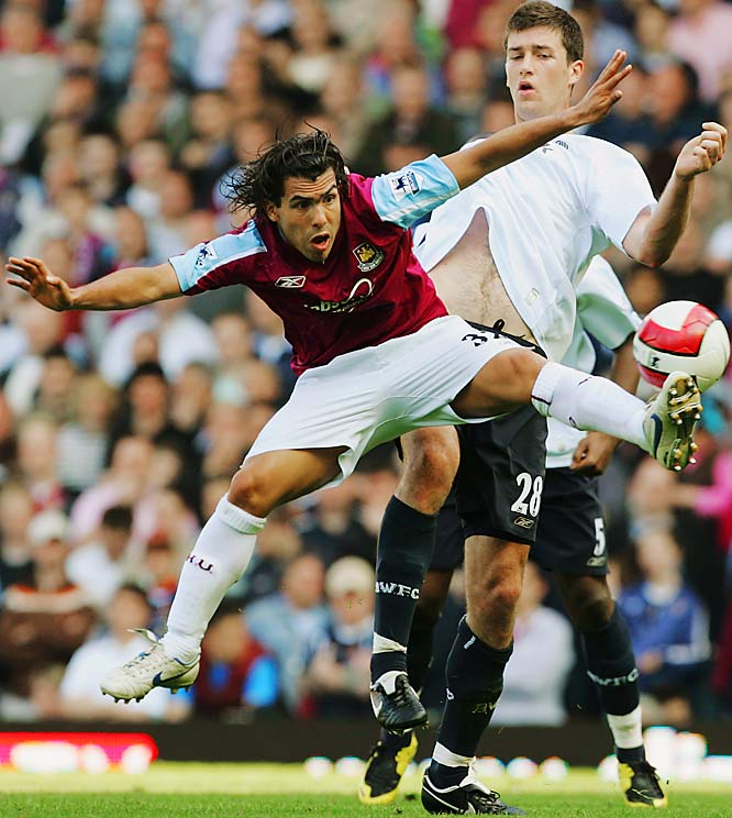 In sports, nothing is as frustrating as an inconsistent genius. On any given day, you never knew if the Apache was going to score a wondergoal or disappear for 90 minutes. Granted, the distraction of his dubious transfer from Corinthians to West Ham cost the club about $11 million. In the end, his seven goals in March and April miraculously saved the team from an embarrassing stint in relegation purgatory.