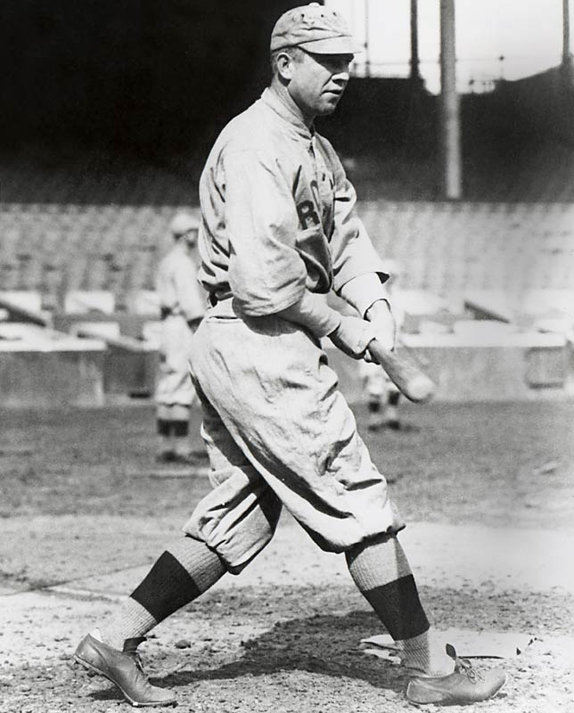 Tris Speaker became the fifth member of the 3,000-hit club on May 17, 1925, with a single off Washington's Tom Zachary at League Park. A career .345 hitter, Speaker finished with a record 792 doubles.