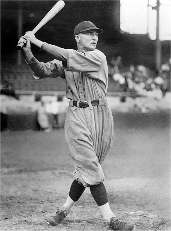 Paul Waner became the seventh member of the 3,000-hit club on June 19, 1942, with a single off Boston's Rip Sewell, a former teammate, at Braves Field. A career .333 hitter, Big Poison posted eight 200-hit seasons.