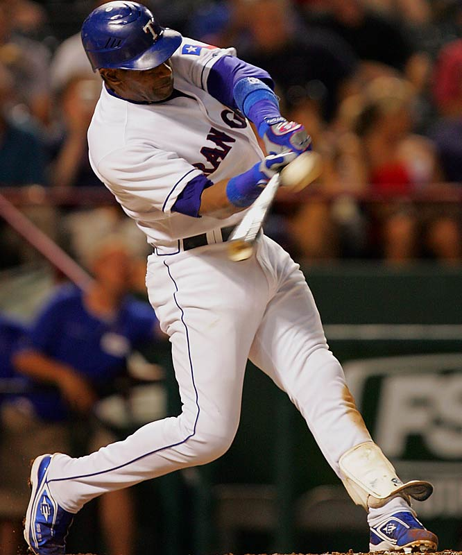 The Rangers' Sammy Sosa hit his 600th career home run against his former team, the Cubs, June 20 at Ameriquest Field in Arlington. Sosa became only the fifth player in MLB history to hit 600 homers. Texas won 7-3.