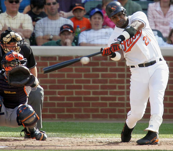 After an ugly breakup with the Cubs, Sosa played the 2005 season in Baltimore, batting only .221 with 14 home runs before deciding to take all of 2006 off.