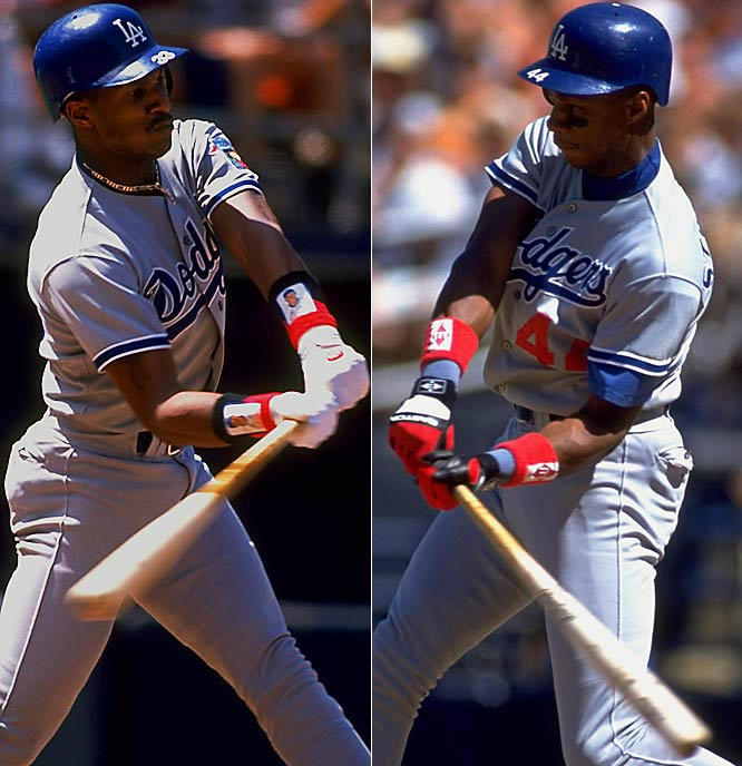 Record: 63-99, .389 <br>Finish: 6th place, 35 GB<br><br>The highly paid duo of Eric Davis and Darryl Strawberry combined for only 10 home runs and about $7 million in salary.