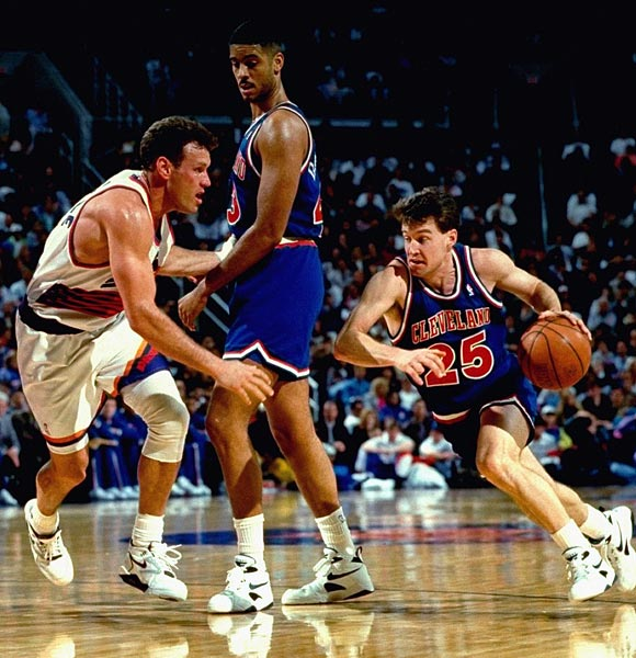 In the same draft that produced steals like Dennis Rodman, Drazen Petrovic, Arvydas Sabonis and Jeff Hornacek, Price paid off big as the first pick of the second round. Cleveland acquired the 6-foot point guard in a draft-night trade with Dallas, and Price joined the No. 1 pick that year, Brad Daugherty, in forming the core of a team that won at least 50 games three times in the late 1980s and early 1990s. Price made four All-Star teams and four All-NBA teams, averaged 15.2 points and 6.7 assists and shot 47.2 percent from the field, 40.2 percent from three-point range and 90.4 percent from the free-throw line.