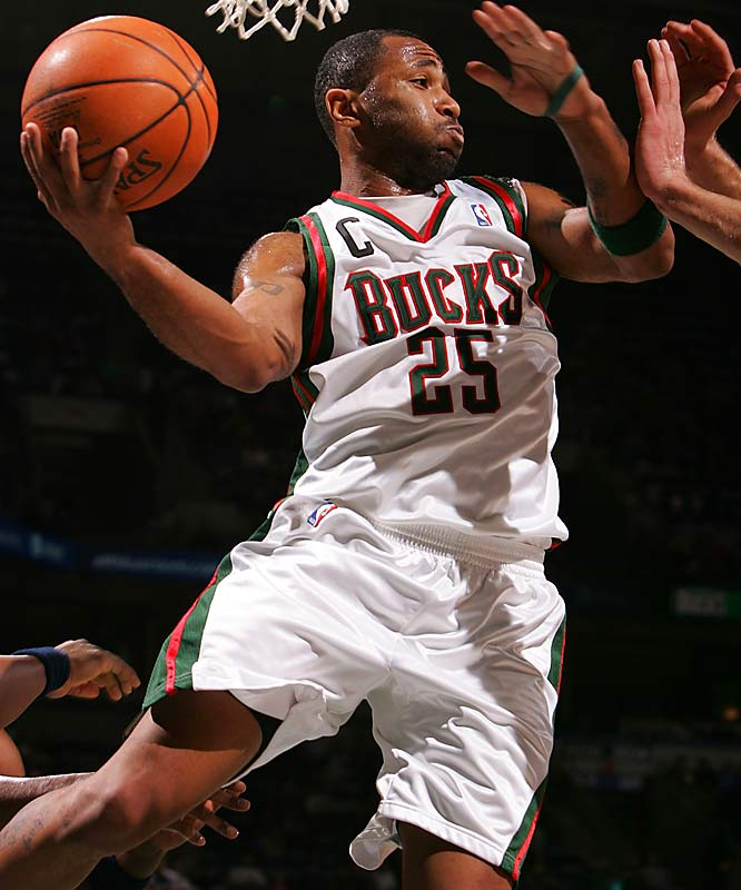 Potential suitors: Bucks, Cavs, Heat, Pacers <br><br>This underrated QB stepped into the Bucks' starting lineup after the trade of T.J. Ford and did a solid job. The second-best point on the market (after Billups), the 24-year-old Williams will have no shortage of suitors and might be able to force a sign-and-trade if he doesn't come to terms with Milwaukee.