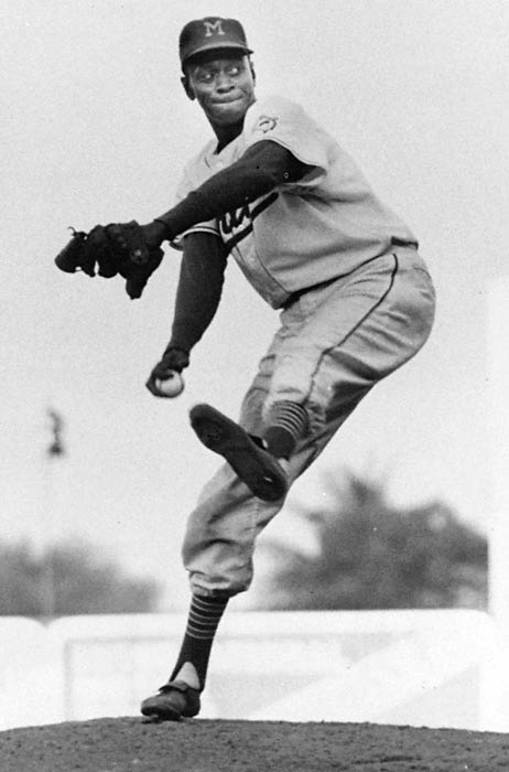 Whatever his age, Paige was one of baseball's most enjoyable and memorable personalities. The Negro League star became the oldest player to make his major league debut --42 in 1948. We think.<br><br>Runner-up: Rod Carew.<br><br> Worthy of consideration: Eric Dickerson, Ken Dryden, John Smoltz.