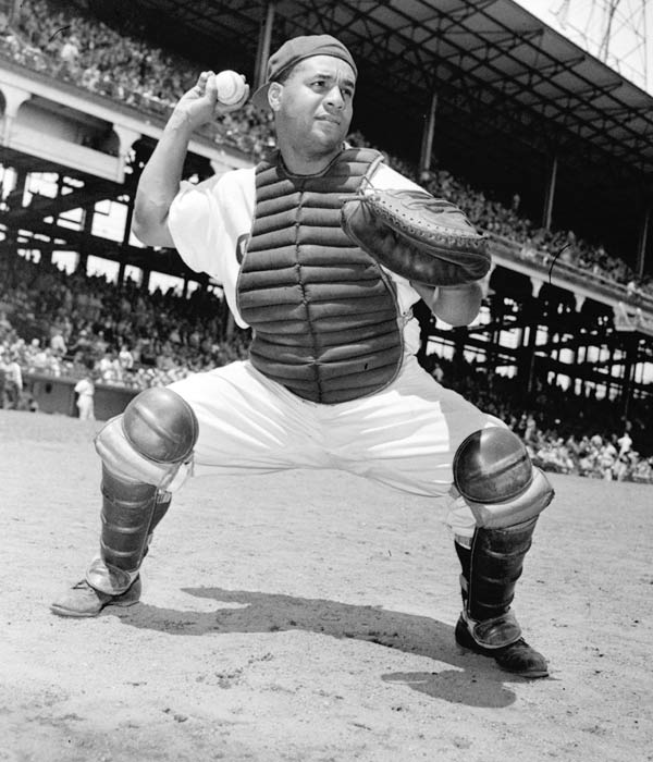 """Campy"" won the National League's MVP three times, and set a single-season record for catchers with 41 home runs in 1951.<br><br>Runner-up: Larry Csonka.<br><br>Worthy of consideration: Dominik Hasek, Dave Parker."