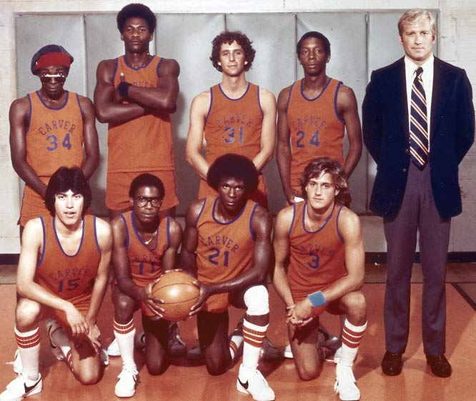 "Before he directed the Sopranos, Timothy Van Patten (No. 3) played Salami on ""The White Shadow."""