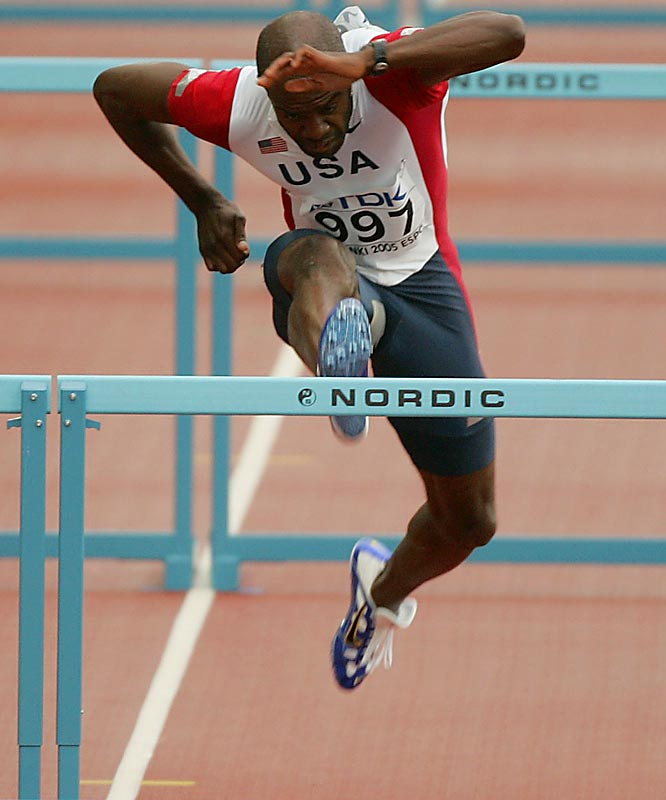 A veteran of the U.S. track scene, Johnson is a seven-time champion in the 110-meter hurdles at Nationals, most recently winning in 2005.