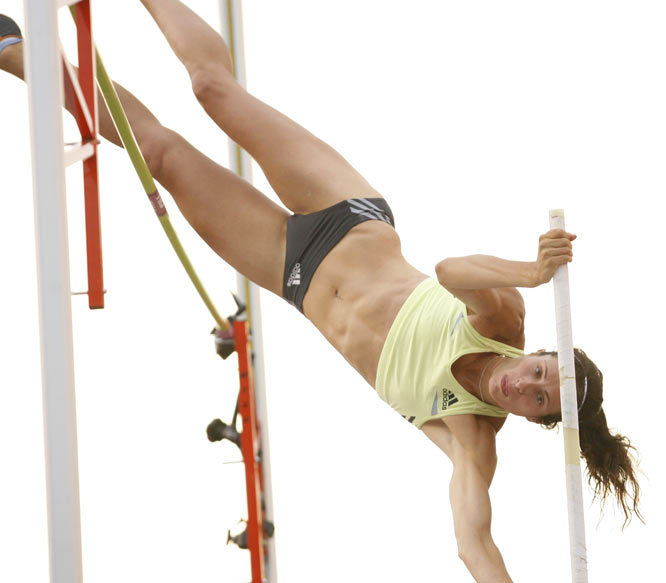 Stuczynski has built on her reputation as one of the premiere pole vaulters in the nation since her win at the 2006 Nationals. She's the second woman in the world to eclipse the 16-foot mark.