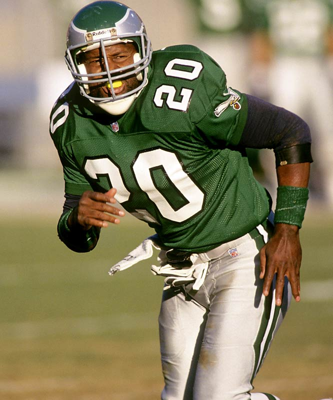 """1984-1993 Philadelphia, 1994 Arizona  <br><br>Waters was a tough player and ferocious hitter, although many questioned the fairness of his tackles. He even earned the nickname """"Dirty Waters."""" """"He scared everybody - receivers, running backs, quarterbacks,"""" said former Eagles quarterback Ron Jaworski. """"He was a tough guy. He believed in the theory of reduction: If you keep hitting people, they don't want to get up."""" <br><br>Send comments to siwriters@simail.com."""