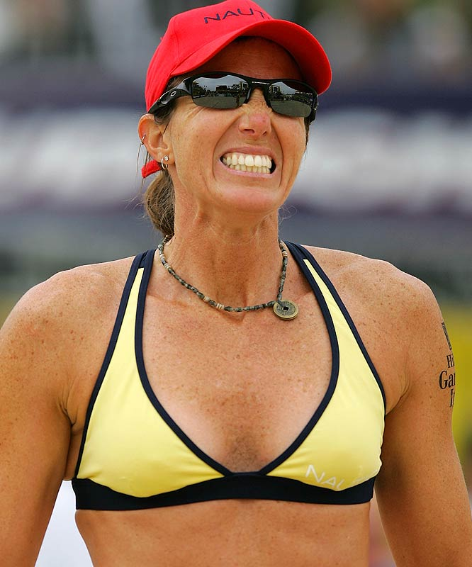 ''EY'', as Youngs is known on tour, is a veteran, winning 25 times since the AVP re-introduced the women's game in '99. Youngs, 37, also teamed with Holly McPeak to win a bronze medal at Athens in 2004, becoming the first U.S. women to win an Olympic medal in beach volleyball.