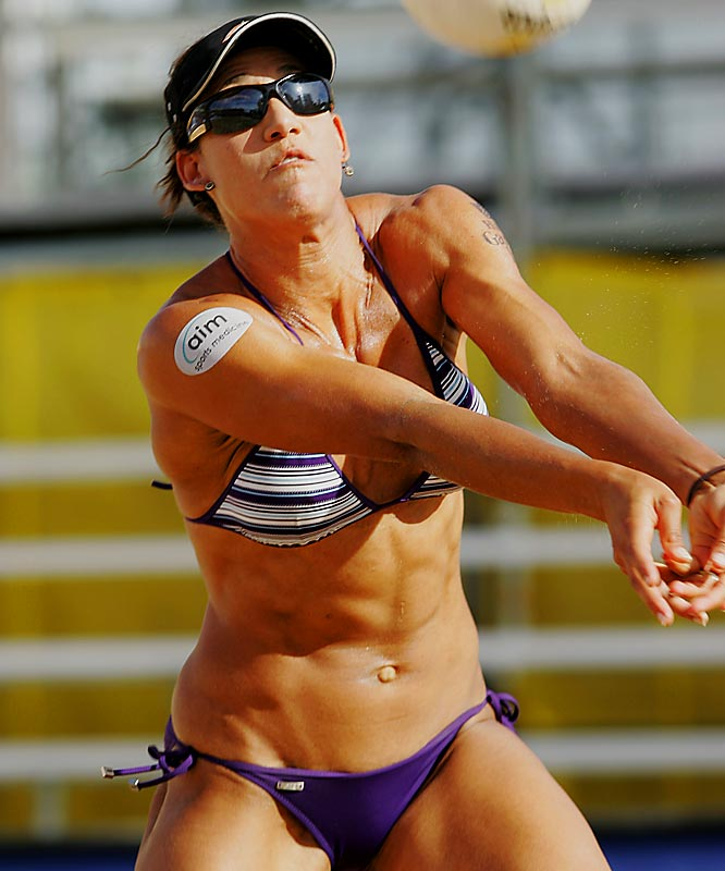Turner, 6-1, is in her fifth season on tour and has three second-place finishes. Turner, 30, is married to current AVP player Chad Turner.
