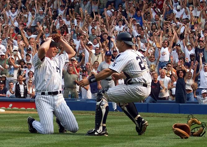 David Cone pitched the 16th perfect game in history and the first perfect game in the history of interleague play.