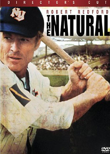 Viewers know this film is full of clichés, sentimental moments and idealized characters, but they don't care, because in the film a home run is also a thing of remarkable beauty, a bat is a tool fit for a god and the spirit and mystique of the national pastime are just as sweet as Roy Hobbs' redemption.