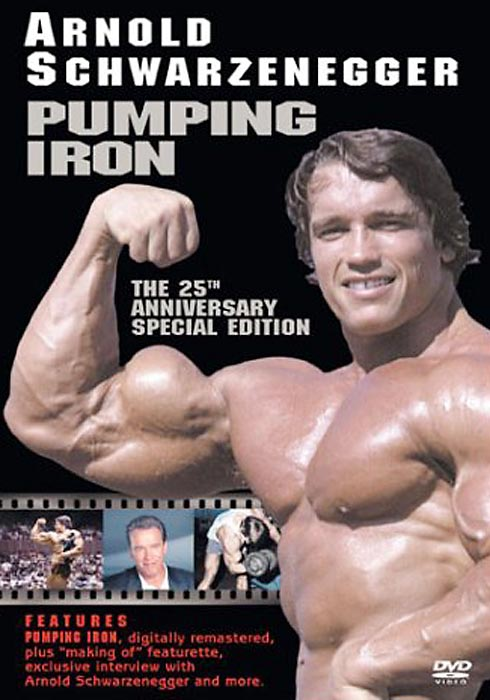 Adulatory, voyeuristic and engaging, this irony-pumped work dissects the grotesque subculture of men's bodybuilding. The film focuses on Arnold Schwarzenegger, whose main rival, Lou Ferrigno, is incredibly bulky but not yet Incredibly Hulky.
